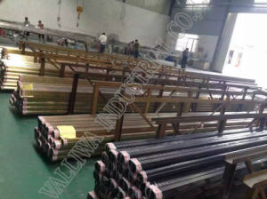 Embossed Stainless Steel Tubes / Pipes pictures & photos