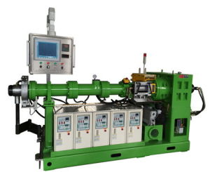 Single Screw Rubber Extruder pictures & photos