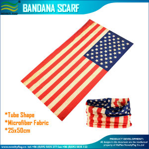 25X50cm Seamless Winding Wrist Bandana (J-NF20F20019) pictures & photos