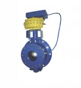 Pneumatic Ball Type Inlet Valve / Dome Valve (GYDF-B) pictures & photos