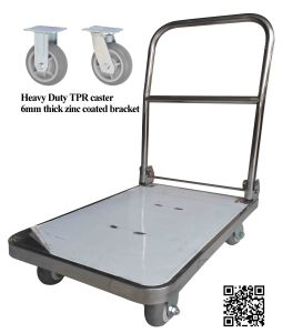 700kg Stainless Steel Handtruck pictures & photos