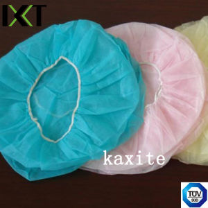 Disposable Bouffant Cap Ready Made Supplier Kxt-Bc13 pictures & photos