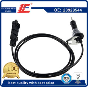 Truck Auto Brake Pad Wear Sensor Transducer Indicator 20928544 21390375 2092 8544 2139 0375 for Volvo Truck