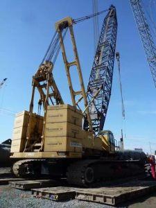 Used Kobelco 250t Crawler Crane (KOBELCO CKE2500 CRANE) pictures & photos