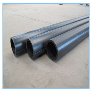 De160X14.6mm PE Pipe SDR11/1.6MPa for Water Supply pictures & photos