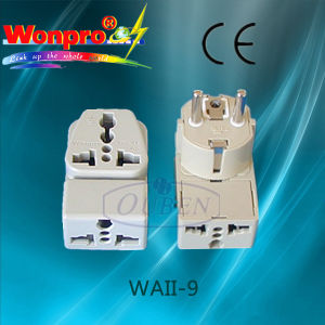 Universal Travel Adaptors WAIII-9 (Socket, Plug) pictures & photos