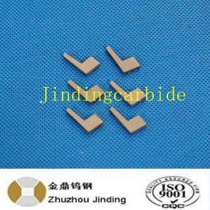 Cemented Carbide Blade for Sewing Machine pictures & photos