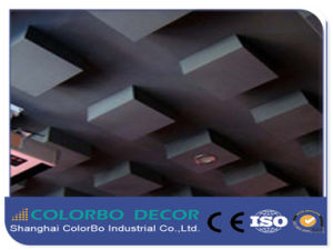 Customized 3D Polyester Fiber Wall and Ceiling Panel pictures & photos