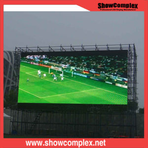 P4.81 Outdoor Full Color LED Display Screen with High Brightness for Advertising pictures & photos