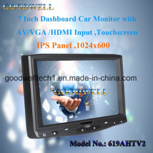 IPS Panel 7 Inch TFT LCD Monitor pictures & photos