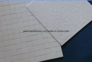 95% Abrasion Resistant Industrial Alumina Ceramic Tile pictures & photos