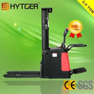 1.6ton Economical Type Electric Stacker (ES16-16RA) pictures & photos