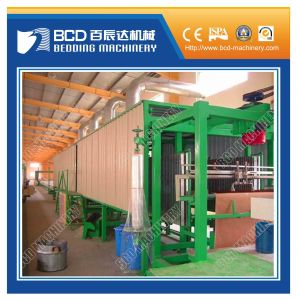 High/Low Pressure Automatic Continuous Foam Production Line pictures & photos