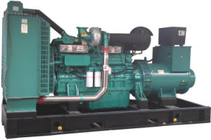 400KW Diesel Generator with Yuchai Engine.
