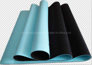 Best Anti-Slip PU Yoga Mat Eco Friendly Material pictures & photos