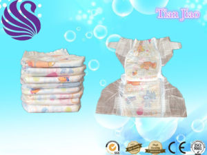 Latest Disposable Best Sale OEM Company Baby Diapers Lovely New pictures & photos