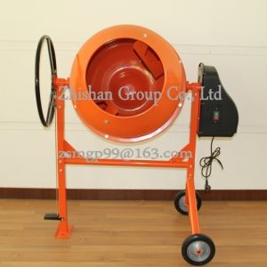 Cm125 (CM50-CM800) Portable Electric Gasoline Diesel Concrete Mixer pictures & photos
