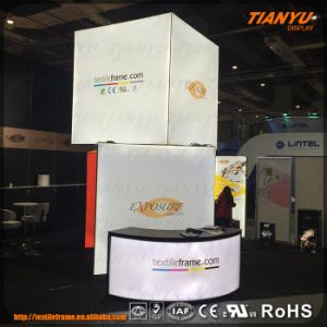 Modular Aluminum Textile LED Exhibition Booth pictures & photos