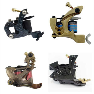 Various Style High Quality Coil Gun Series Tattoo Machine pictures & photos