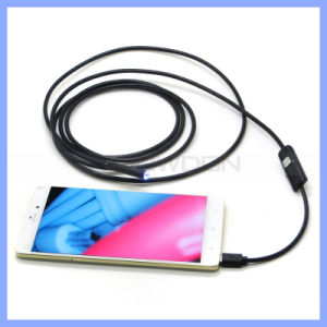 7mm 5m 6LED Android OTG Endoscope Tube for Phones with OTG Function pictures & photos