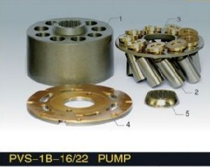 NACHI Hydraulic Oil Pump Parts Pvs-1b-16/22 Plunger Pump Piston Pump pictures & photos