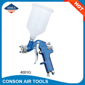 600ml HVLP Paint Spray Gun (4001G)