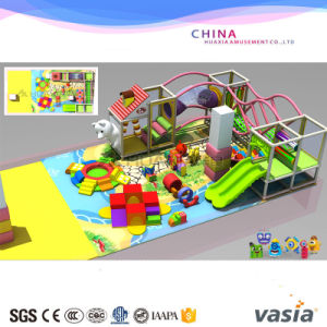 Soft Kids Playground Plastic Toy Playground pictures & photos