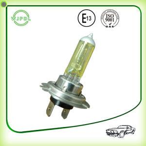 Headlight H7 24V Yellow Halogen Auto Auto Lamp pictures & photos