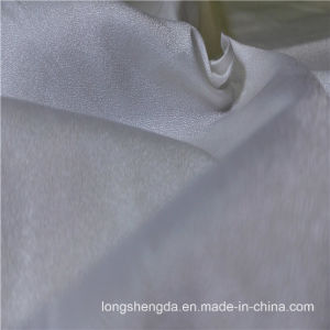 50d 280t Water & Wind-Resistant Anti-Static Windbreaker Woven 100% Jacquard Polyester Fabric Grey Fabric Grey Cloth (53240) pictures & photos