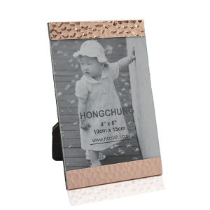 Classic Metal Material Photo Frame Home Deco pictures & photos