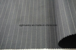 Streak Wool Fabric for Suit pictures & photos