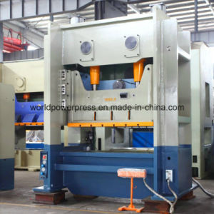 H Frame Double Crank Type Sheet Metal Forming Press pictures & photos