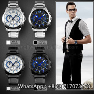New Style Quartz Watch, Fashion Stainless Steel Watch Hl-Bg-191 pictures & photos