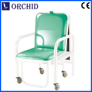 Hospital Carbon Steel Companioned Bed (PRD02-II)