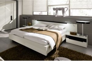 High Quality Stainless Steel Nightstands for Bedroom Use (BC001) pictures & photos
