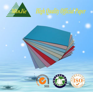 Premium Price High Grade Red Color Paper for Copier pictures & photos