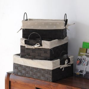 (BC-RB1003) High Quality Paper Rope Basket pictures & photos