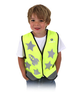 Fashion Safety Vest for Children pictures & photos
