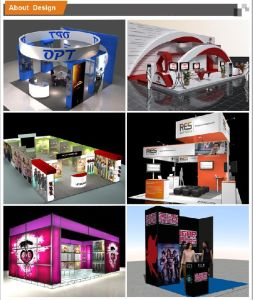 2017 Advertising Trade Show Equipment Customized Aluminum Display pictures & photos