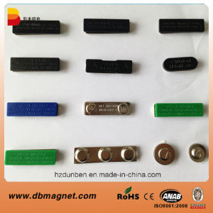 Permanent NdFeB Name Magnetic Badge pictures & photos