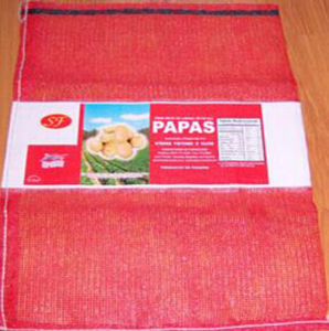 OEM New Eco-Friendly PP Leno Mesh Bag pictures & photos