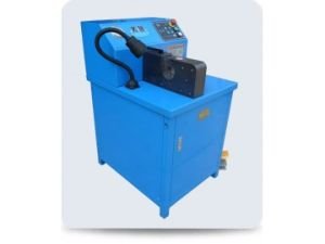 Small Side Opening Crimping Machine Km-83c pictures & photos