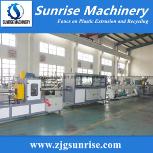 Plastic Pipe Making Machine / Plastic PVC Pipe Making Machine for Sale pictures & photos