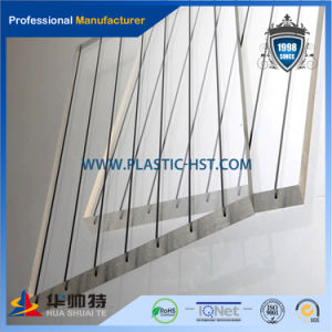 High Quality Lined Cast Acrylic Sheet for Subway pictures & photos