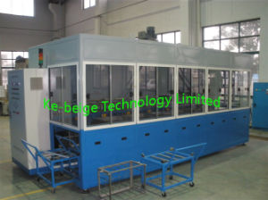 Automatic Ultrasonic Cleaning Machine Ultrasonic Cleaner with PLC Control Robot Arm pictures & photos