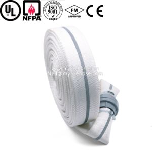 5 Inch Double Jacket Large Diameter PVC Hose Pipe pictures & photos