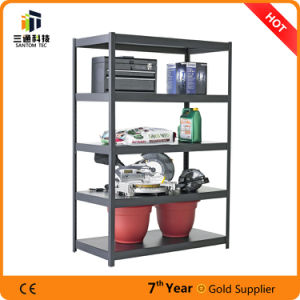 Customized Angle Iron Shelf, Boltless Rivet Shelf Light Duty Display Shelf Rack for Sale pictures & photos