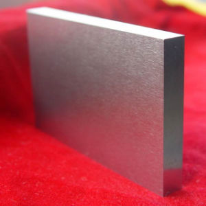 Polished Molybdenum Plate with 99.95% Purity pictures & photos