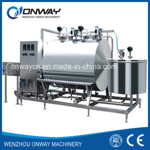 Stainless Steel CIP Cleaning System Alkali Cleaning Machine for Cleaning in Place Industrial Cleaning Equipment Acid Cleaning Equipment pictures & photos