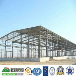 Large Span Steel Structure Building Steel Modern House pictures & photos